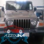 Jeep Wrangler Monofuel Gpl